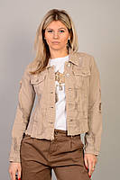 Стильная джинсовая куртка опт Мiss Fashion (2А131) 20Є, лот 4шт, фото 1