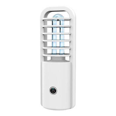 Кварцевая лампа бактерицидная ультрафиолетовая - уф стерилизатор санитайзер с аккумулятором ATWFS UVC-86,