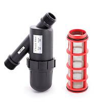 Фильтр сетчатый 3/4 дюйма Presto-PS для капельного полива