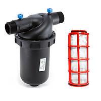 Фильтр сетчатый 1,1/2 дюйма Presto-PS для капельного полива
