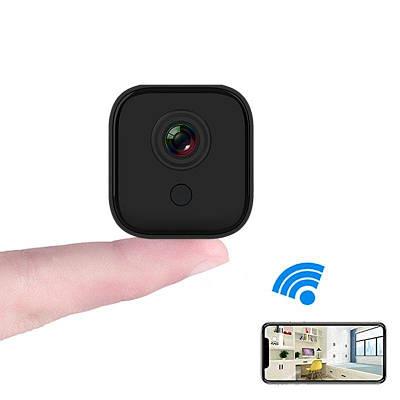 Мини wifi камера Full HD 1080P Wsdcam A11, 2 Мегапикселя, батарея до 5 часов работы