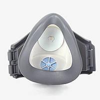 Респиратор полумаска 3М 3200 с фильтром 3701 CN (10 шт), фото 5