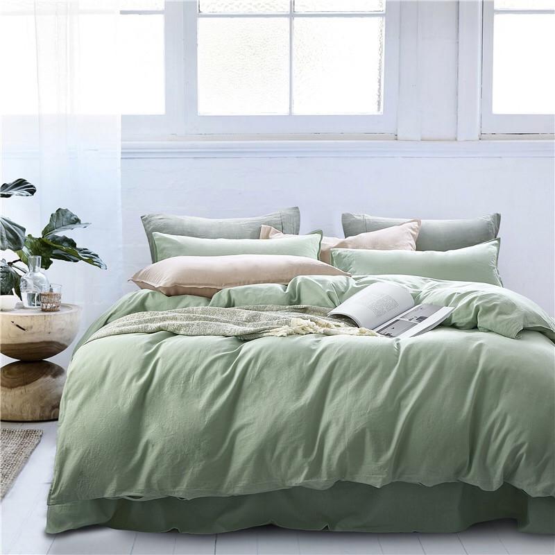 Комплект постельного белья Bella Villa WASHED COTTON 200 x 220 W-0013 Eu