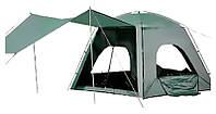 Палатка 4-х местная с навесом Lanyu LY-1908