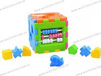 """Игрушка """"Логический куб-сортер"""" 50-201 Kinder Way"""