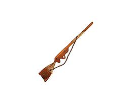Ружье деревянное, 50 см, Украина, 171861у