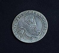 Талер 1609 г Австрия Рудольф 2 копия серебряной монеты №628 копия