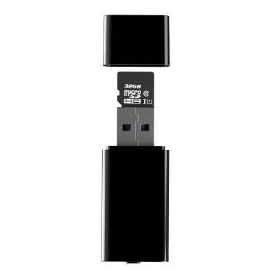 Флешка диктофон с голосовой активацией записи Savetek X-5, до 20 часов работы, мини размер
