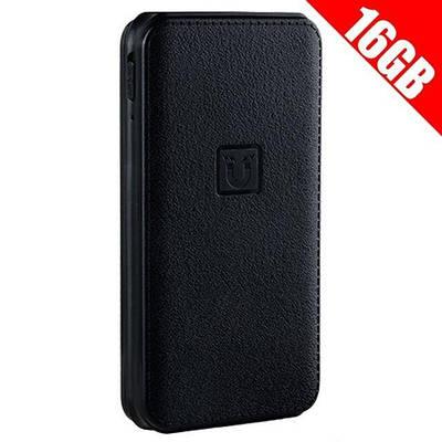 Диктофон с большим временем работы до 500 часов Yescool E190, память 16 Гб, запись по датчику звука, power