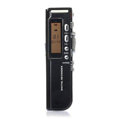 Цифровой диктофон с линейным входом Doitop voice recorder VR-12, 8 Гб