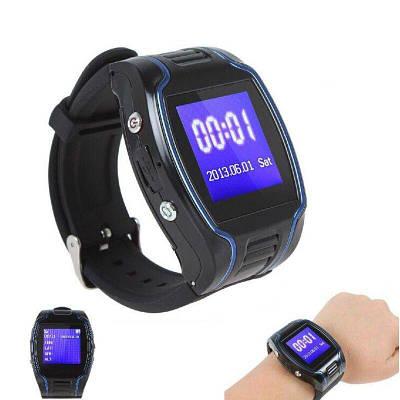 Смарт часы с gps трекером для взрослых и подростков с удалённым отслеживанием TKStar TK-8125