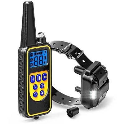 Электроошейник для собак дрессировочный Pet DTC-800 водонепроницаемый