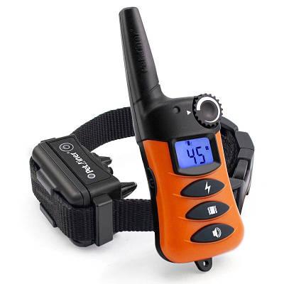 Электроошейник для собаки для дрессировки электронный Petrainer 620A-1 с 3-ми видами воздействия,