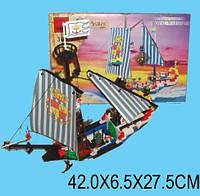 """Детский Конструктор """"пиратский корабль"""" Brick  305"""