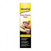 Мультивітамінна паста для кішок Gimcat Multi-Vitamin Paste 100г