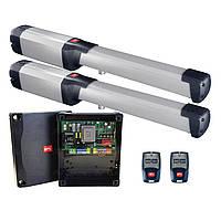 Комплект автоматики PHOBOS AC A50 KIT BFT для розпашних воріт (ширина до 10 м)