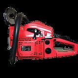 Бензопила GoodLuck GL-4500E 1 шина + 1 цепь, фото 3