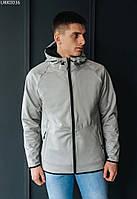 Куртка Staff soft shell ton gray серый UKK0036