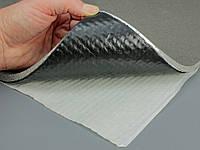Шумовиброизоляция Вибро-шумка 2в1 И8-Ф2.0м (350х500 мм) - вибро и шумоизоляция в одном листе