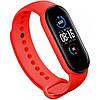 Годинник Smart Watch Mi BAND M5 RED, фото 2