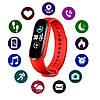 Годинник Smart Watch Mi BAND M5 RED, фото 5