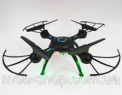 Квадрокоптер QY66-X05 c WiFi камерой (коптер дрон с вай фай камерой)