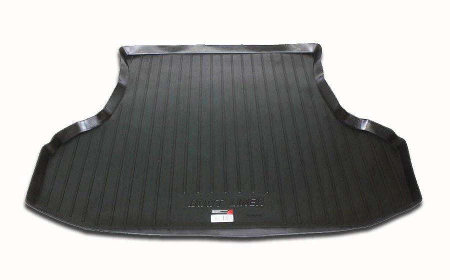 Пластиковий килимок в багажник Chevrolet Captiva(2006-), Lada Locker