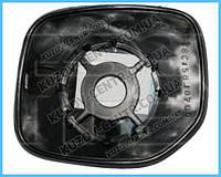 Вкладыш зеркала Citroen Berlingo 97-02 левый