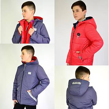 """Куртка демисезонная на мальчика """"БИЛ""""  158. 164. 170."""