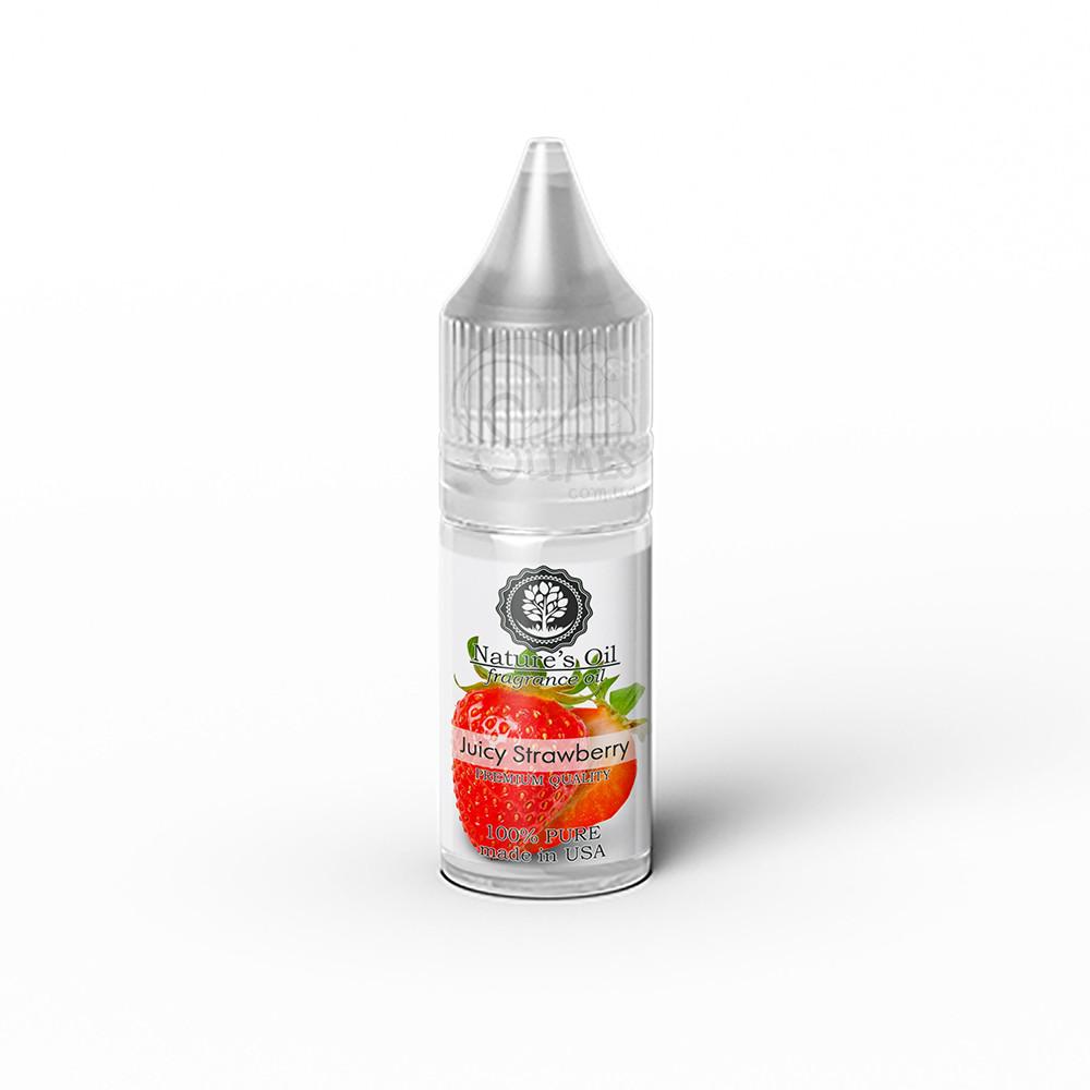 Ароматизатор Nature's Oil Juicy Strawberry (Сочная клубника)
