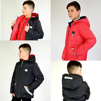 """Куртка демисезонная на мальчика """"БИЛ""""  170."""