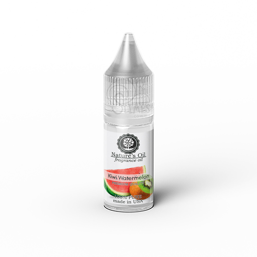 Ароматизатор Nature's Oil Kiwi Watermelon (Фруктовый салат)