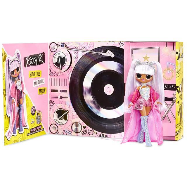 Кукла L.O.L Surprise! OMG Remix Kitty K Fashion Doll