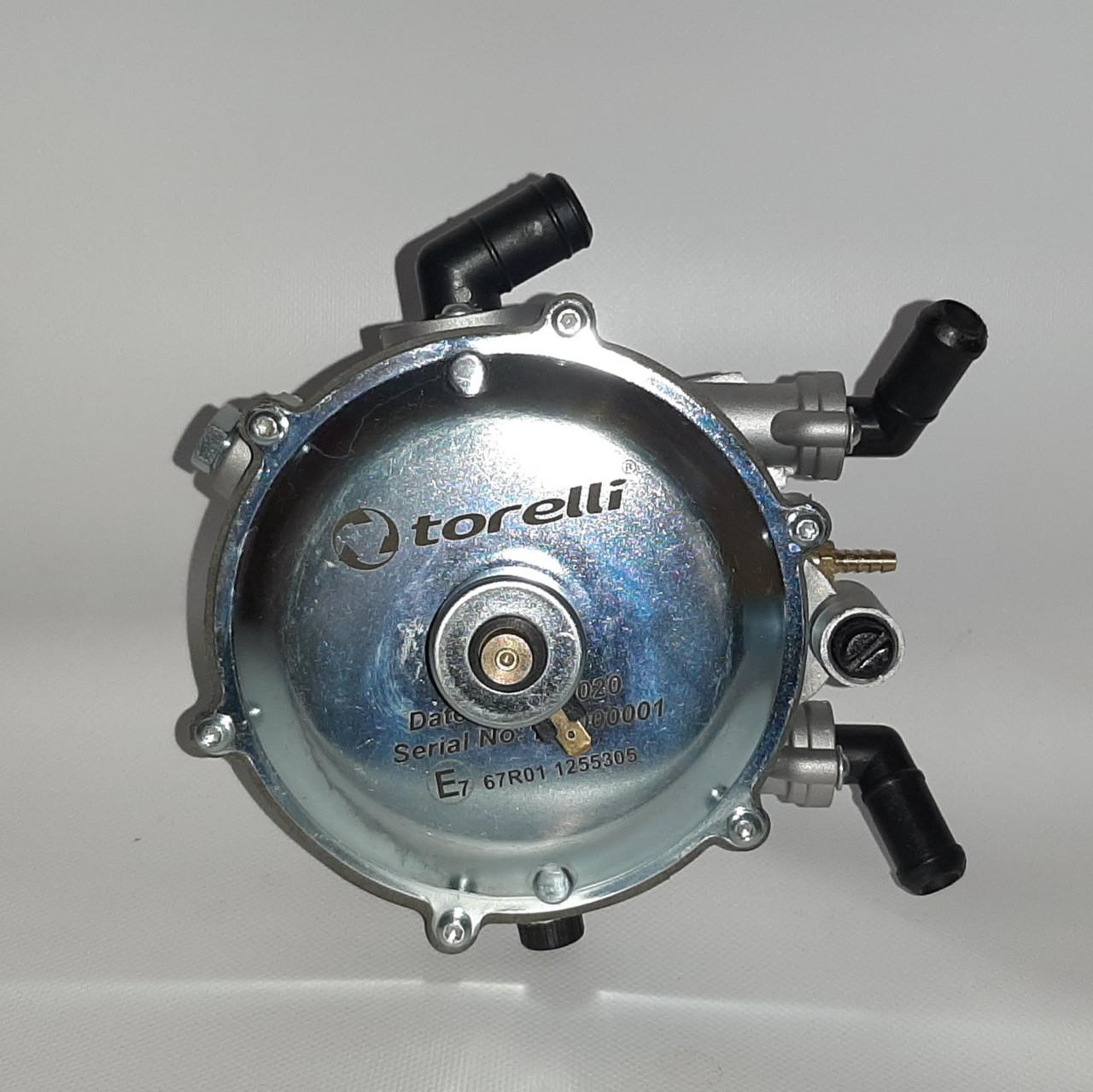 Вакуумний газовий редуктор Torelli