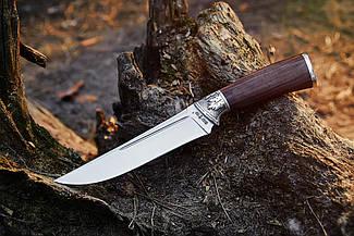 Нож охотничий  кленовый лист