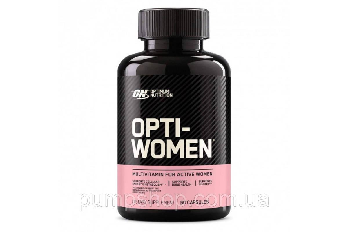 Вітаміни для жінок Optimum Nutrition Opti-Women 60 таб.
