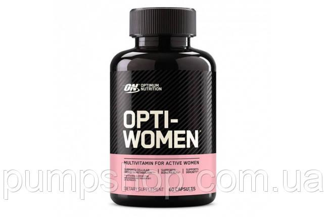 Вітаміни для жінок Optimum Nutrition Opti-Women 60 таб., фото 2