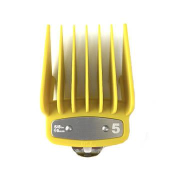 Насадка кольорова Premium для машинок Wahl, 16 мм (03422-16)