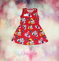 Детское платье Ира кулир