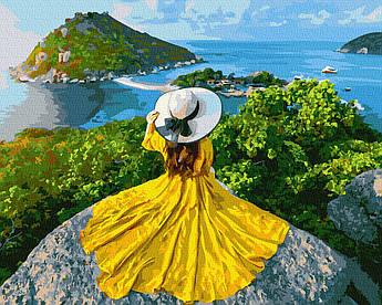 Картина за номерами Краса островів 40 х 50 см (BK-GX37988)