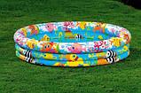Дитячий надувний круглий басейн Intex арт. 59431, фото 2