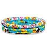 Дитячий надувний круглий басейн Intex арт. 59431, фото 3