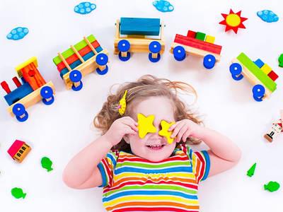 Игрушки для детей и детские подарки