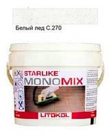 Monomix С.270 ведро 2,5 кг (белый лед) - однокомпонентный полиуретановый шовный заполнитель, Litokol