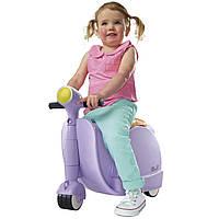 Скутер - чемоданчик  для маленьких стиляг Scoot от Worlds Apart