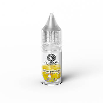 Ароматизатор Nature's Oil Pineapple Slices (Ломтики ананаса)
