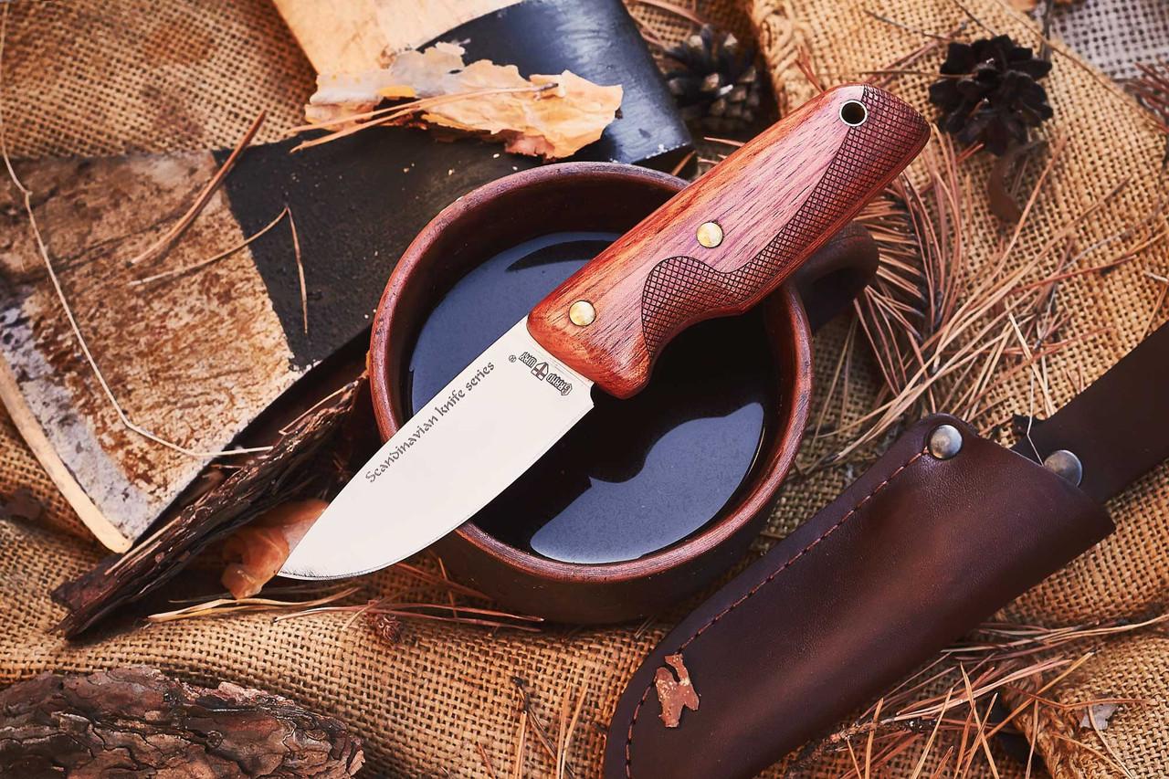 Компактний ніж скандинавський 002 WJ