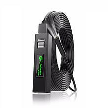 WiFi эндоскоп F150 HD 1200P 2Mp жесткий (10 метров)