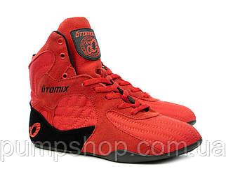Кроссовки для бодибилдинга Otomix Stingray Bodybuilding красный 43, 44 р-р