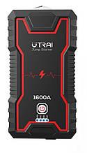 Бустер (пусковое устройство) UTRAI JStar Zero 1600А 12В 16000 мАч